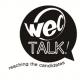 WEC N TALK 로고